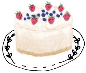 tea barn cake